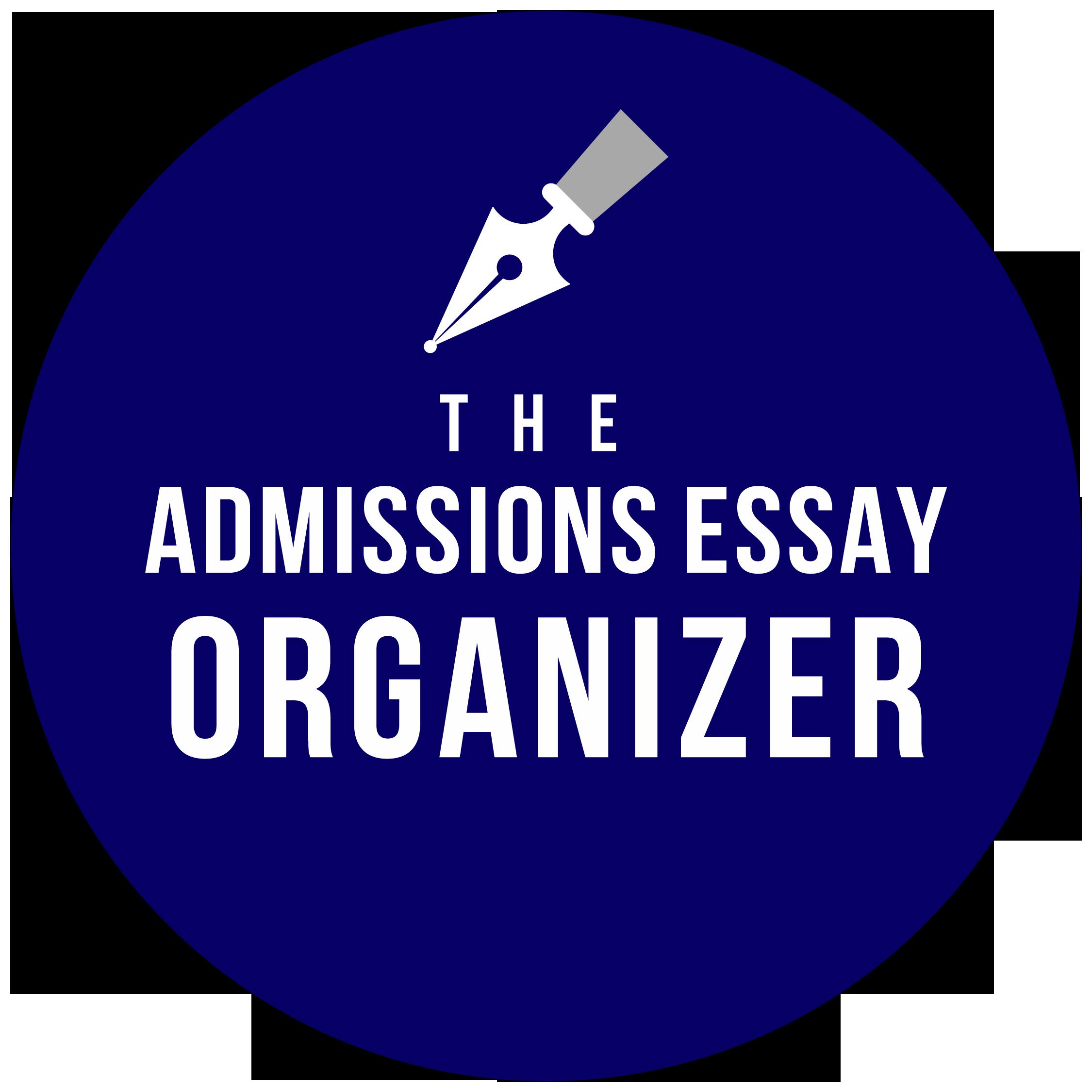 Admissions essay organizer ivyzen